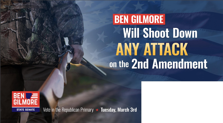 2A - Ben Gilmore for State Senate