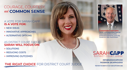 Sarah Capp for District Court