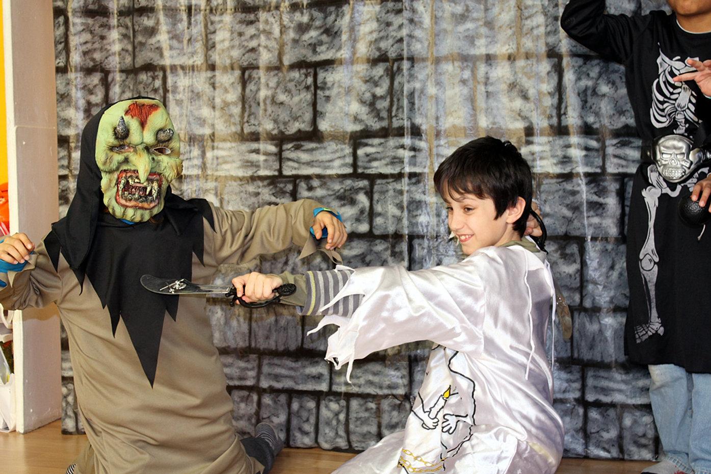 Anniversaire pour enfants, canton de Vaud  Halloween