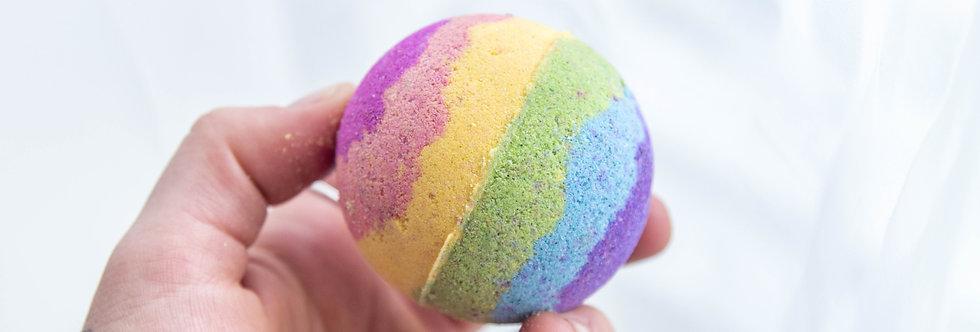Rainbow Magic Bath Bomb