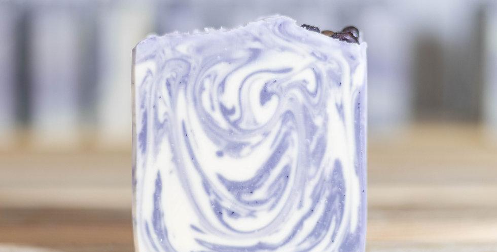 Lavender and Juniper Soap