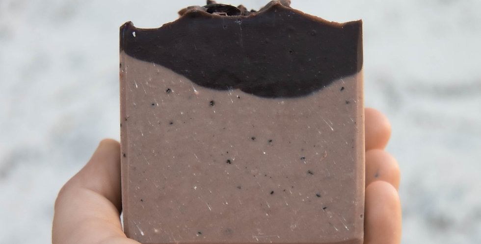 Cacao and Peppermint Soap