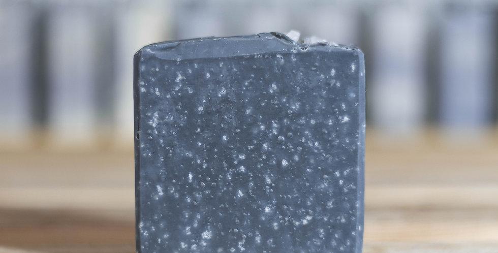 Lemon Myrtle and Sea Salt Soap