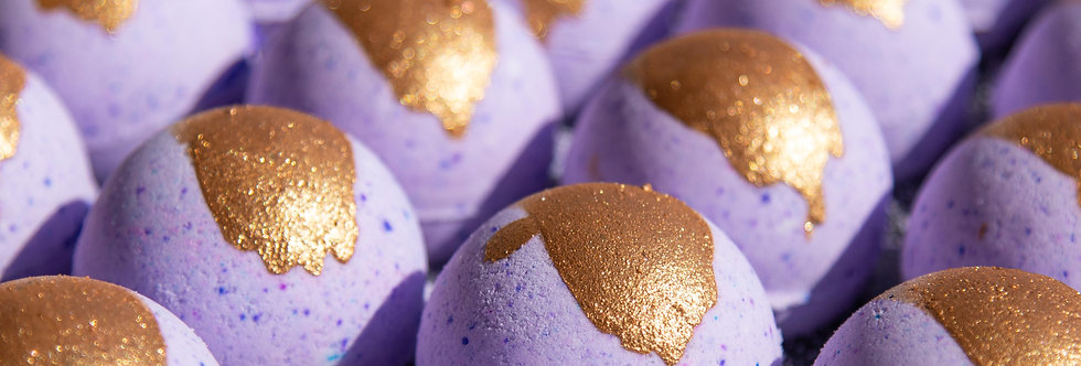 Purple Passion Bath Bomb