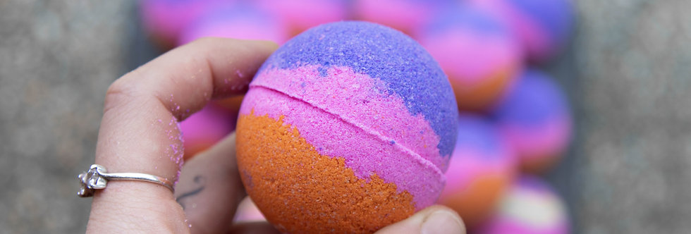 Sugar Rush Bath Bomb