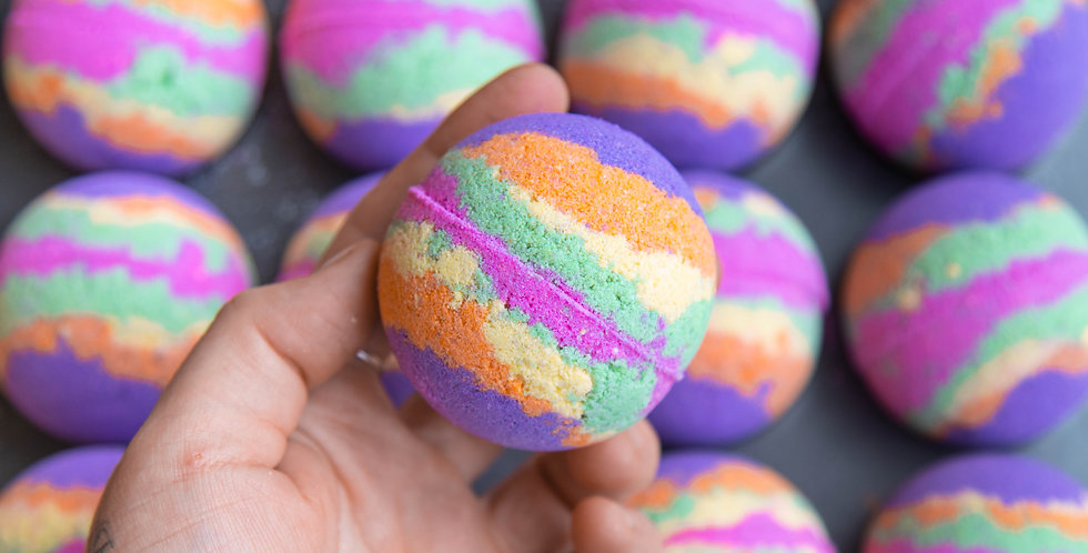 Fruit Tingle Bath Bomb
