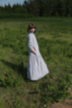 vasarinė suknelė