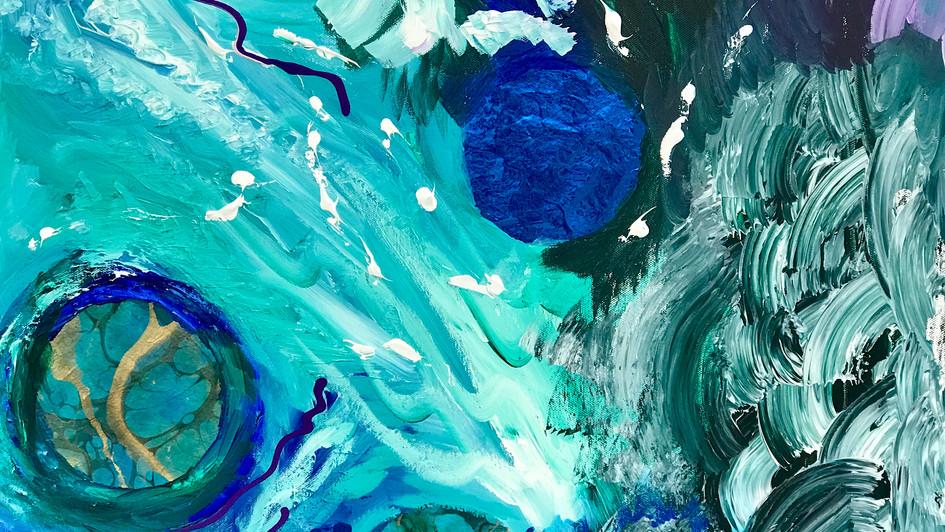 Singing Waters- Water Elemental