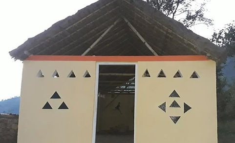 Sustainable community hall, November 202