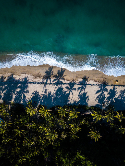 Playa Los Angeles - Colombia