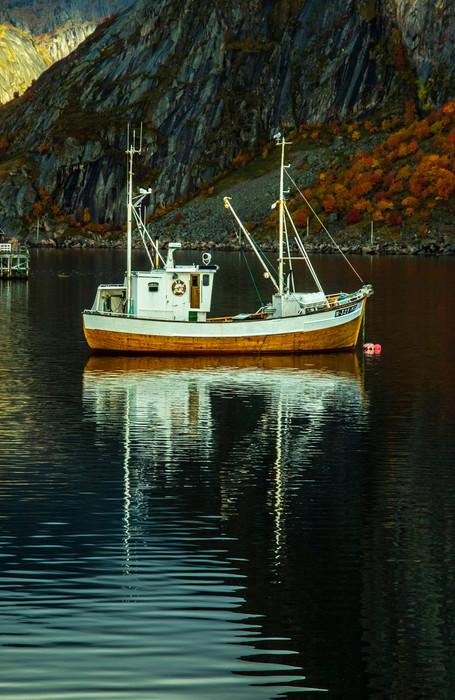 Boat - Reine - Norway