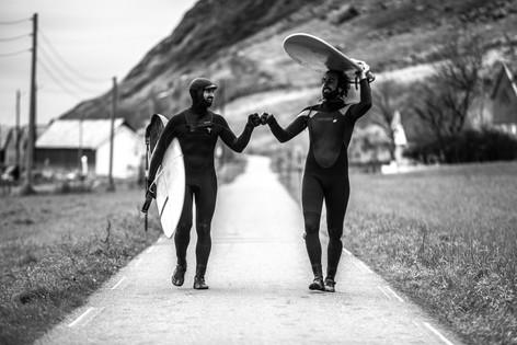 Surfing - Norway