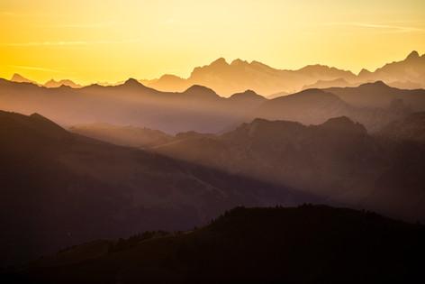 Sunrise - Switzerland