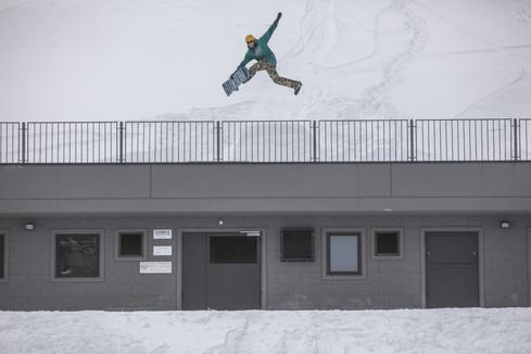 Roman Dlauhý - One Foot - Solden - Austria