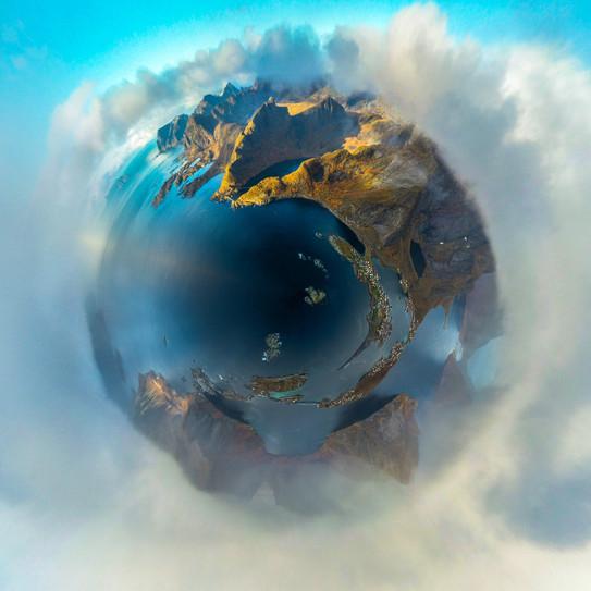 Planet Lofoten - Reine