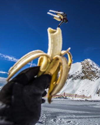 fak....g skiers always tries to steal my food