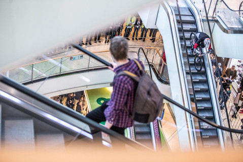 Downmall Tour - Hannover
