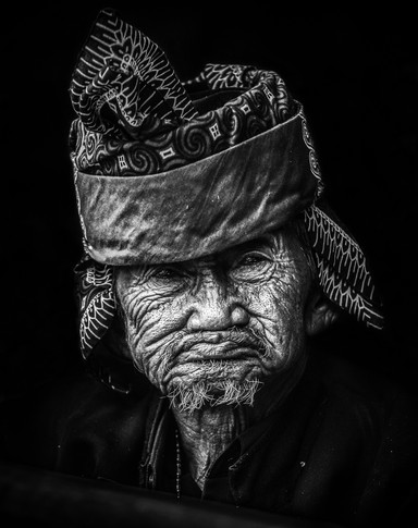 Grandpa - Sulawesi - Indonesia