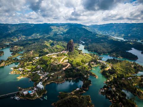 Guatape - Antioquia - Colombia