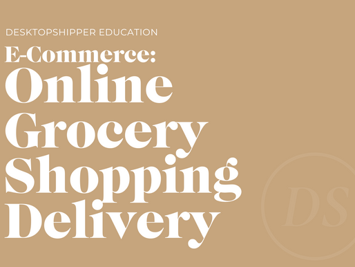 Online Grocery Shopping Delivery
