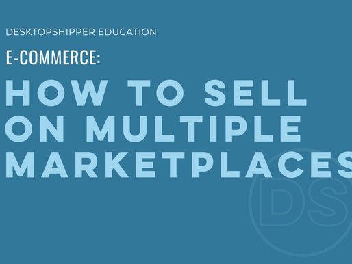 How to Sell on Multiple Marketplaces