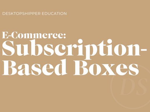 Subscription-Based Boxes