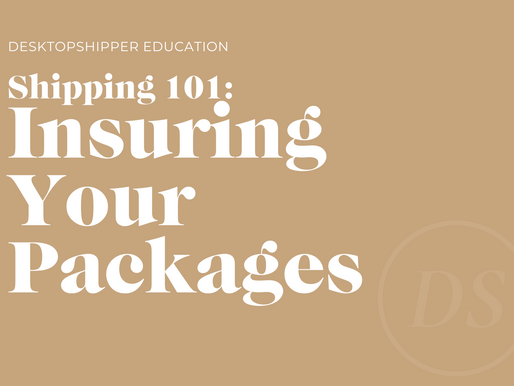 Insuring Your Packages