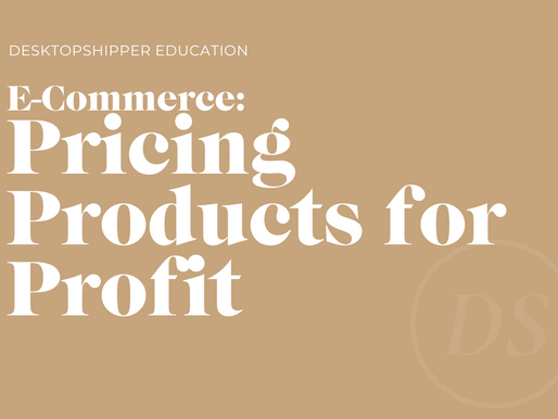 Pricing Products for Profit