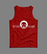 Tank Top Front Red:White Long Logo.png