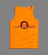 Tank Top Front Orange:Red Long Logo.png