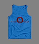 Tank Top Front Blue:Red Long Logo.png