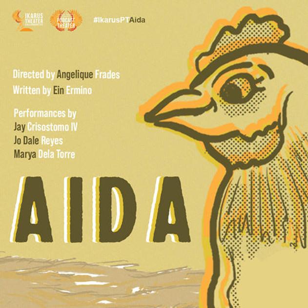 Podcast Theater: Aida