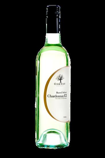 Barrel Select Chardonnay 2012