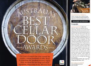 Best Small Cellar Door Geographe - Gourmet Traveller WINE