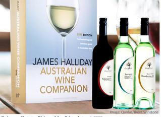 James Halliday rates us as 4 and half stars