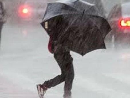 Especialistas dão dicas para se prevenir durante as fortes chuvas previstas para essa semana