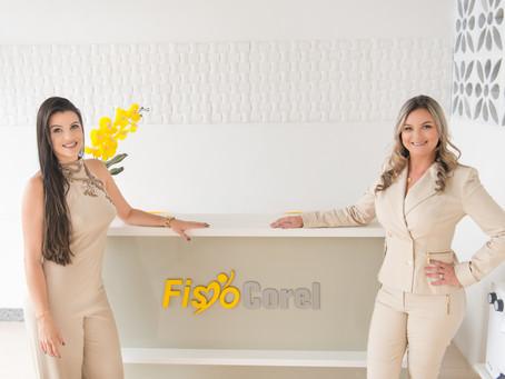 Dra. Cynthia Fajardo e Dra. Vera Fajardo
