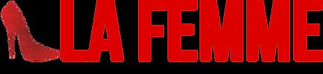 Logotipo Revista La Femme
