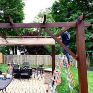 Outdoor Furniture Installation
