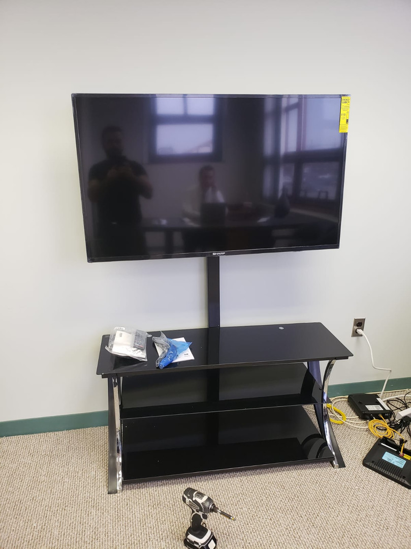 tv wall mounting nj