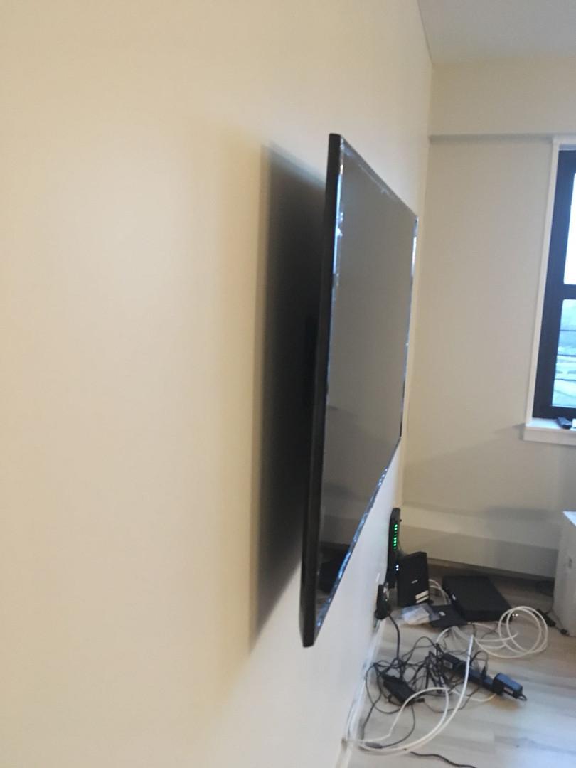 samsung curve tv installation service