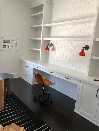 Wall Unit Installation