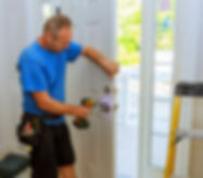 Entry Doors Installation Service