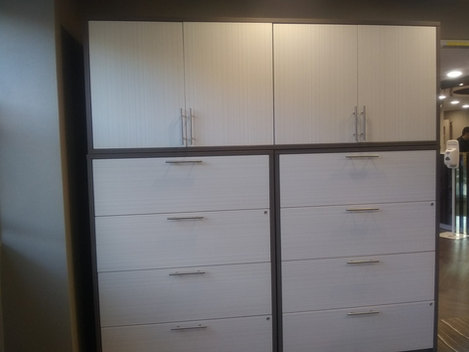 File Cabinet Installation