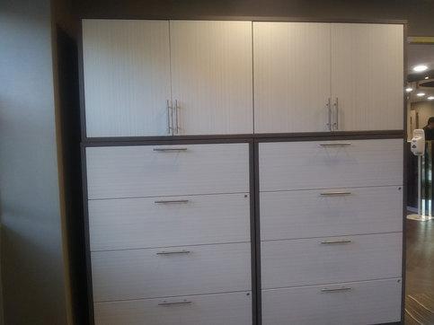 File Cabinet Installation