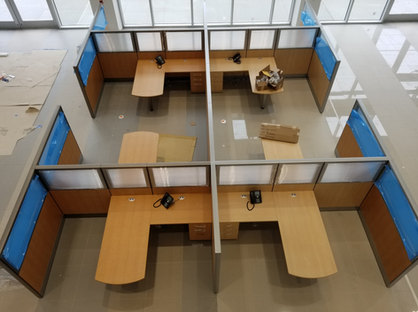 Cubicle Assembly & Installation
