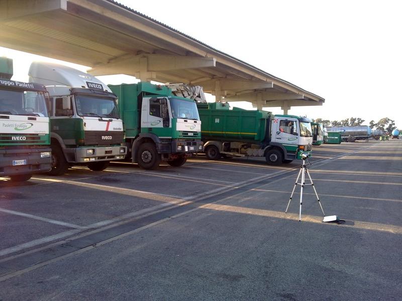 Impatto-acustico-azienda-gestione-rifiuti-Fiumicino