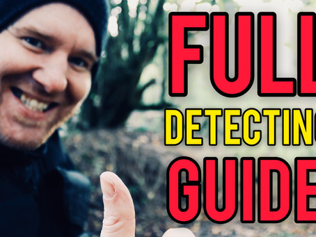 Learn How to Metal Detect!