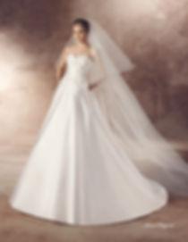 Свадебное платье Avenue Diagonal - URIELE