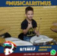 Vem tocar com a gente!_#musicalritmus.jp